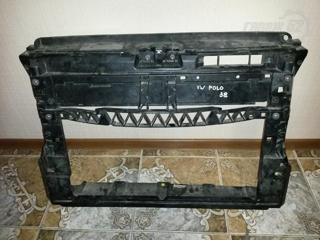 телевизор радиатора фольксваген поло